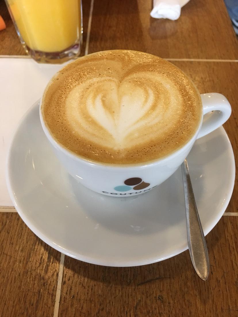 Coutume café brunch