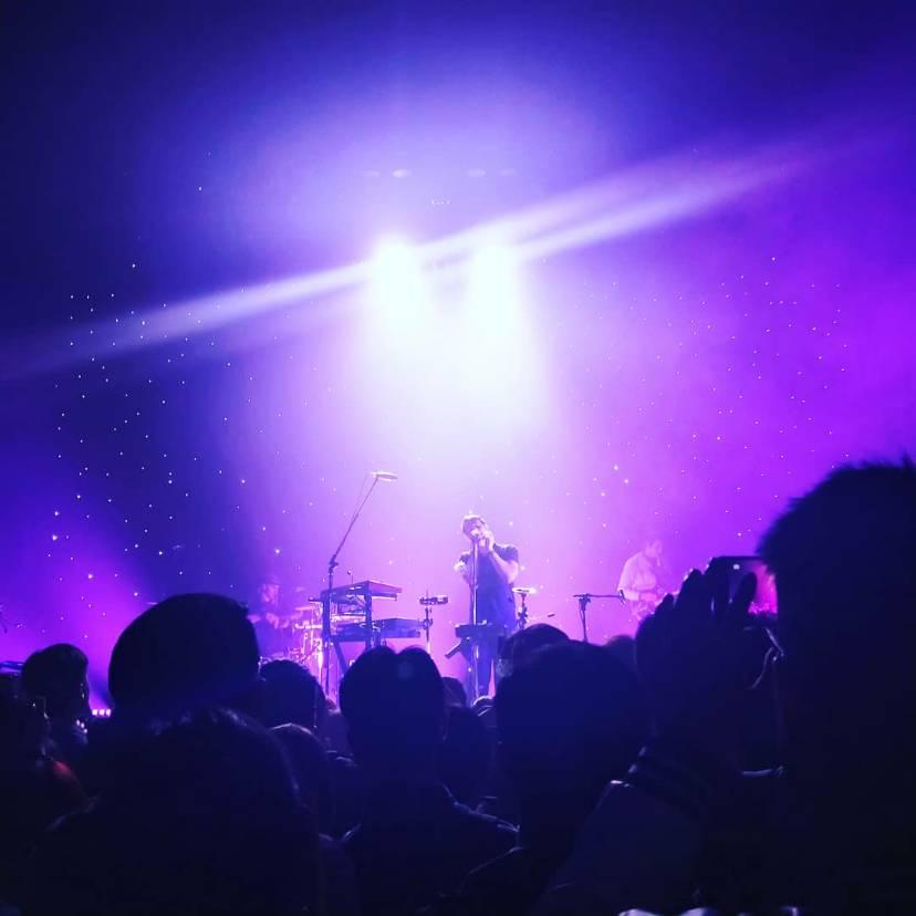 owl city cinematic世界巡回演唱会上海站
