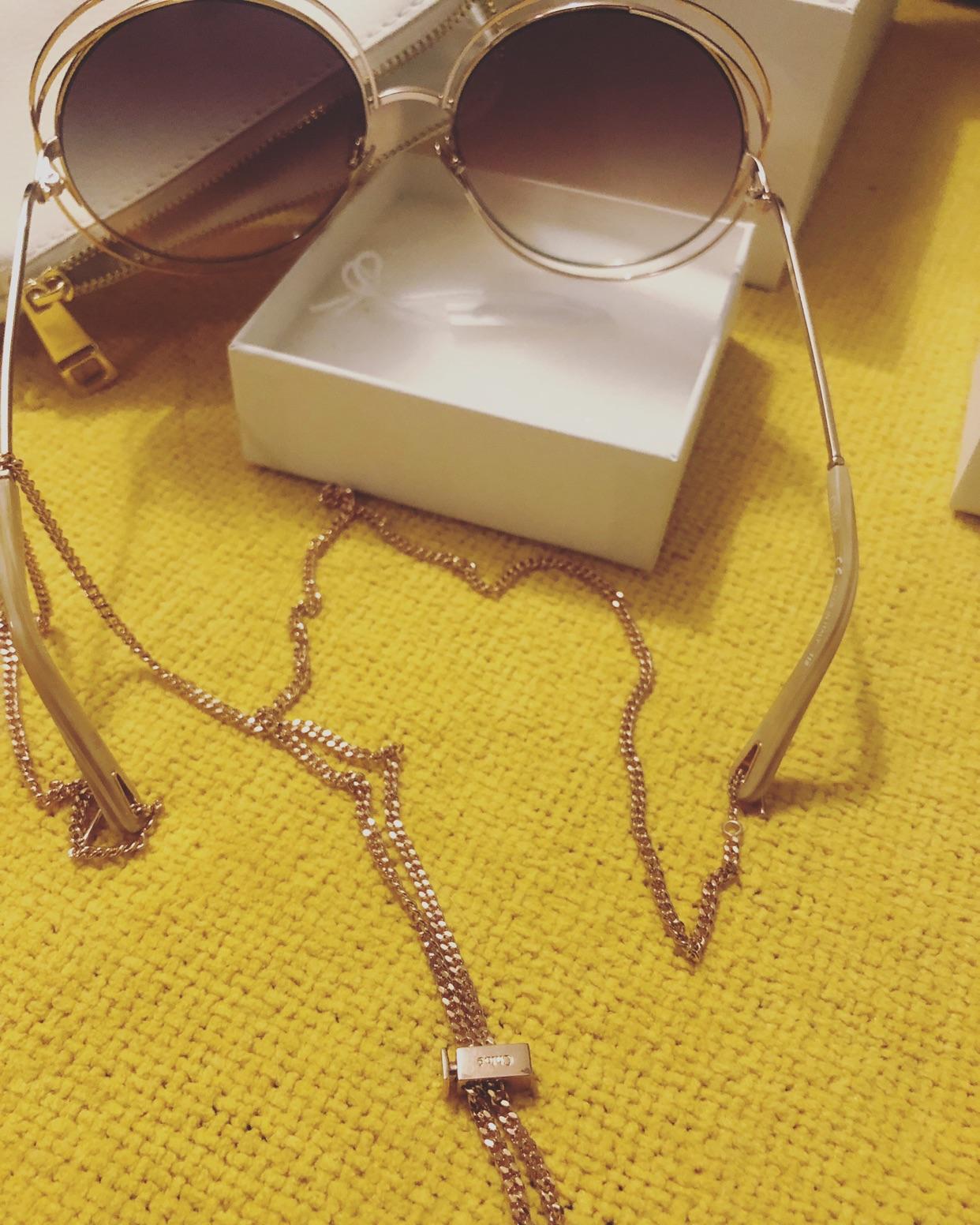 Chloé 🕶️+ 一链双用