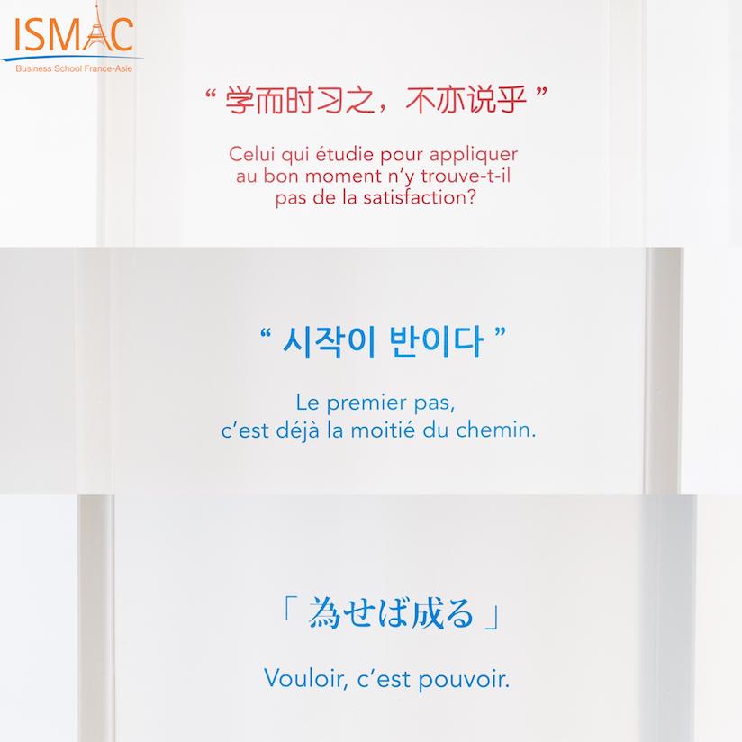 【独在异乡非异客】ISMAC · 新生季推荐