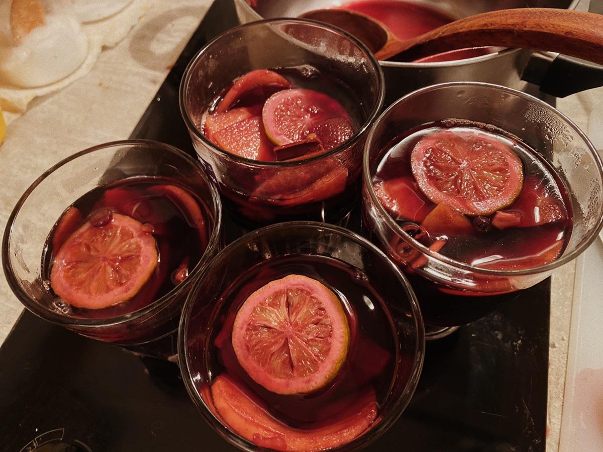 自制德式热红酒🍷大家值得拥有!