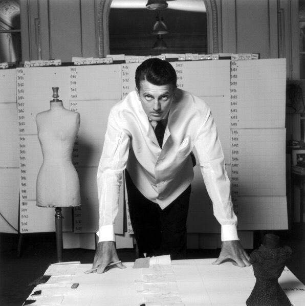 纪梵希创始人Hubert de Givenchy先生过世