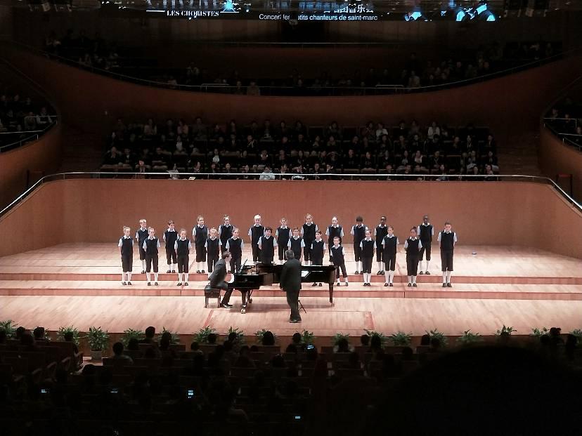 法国圣马可儿童合唱团《放牛班的春天》音乐会