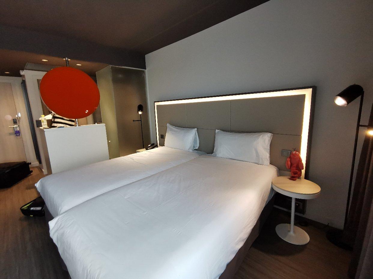 虾安利 | 第一次住酒店 体验还不错