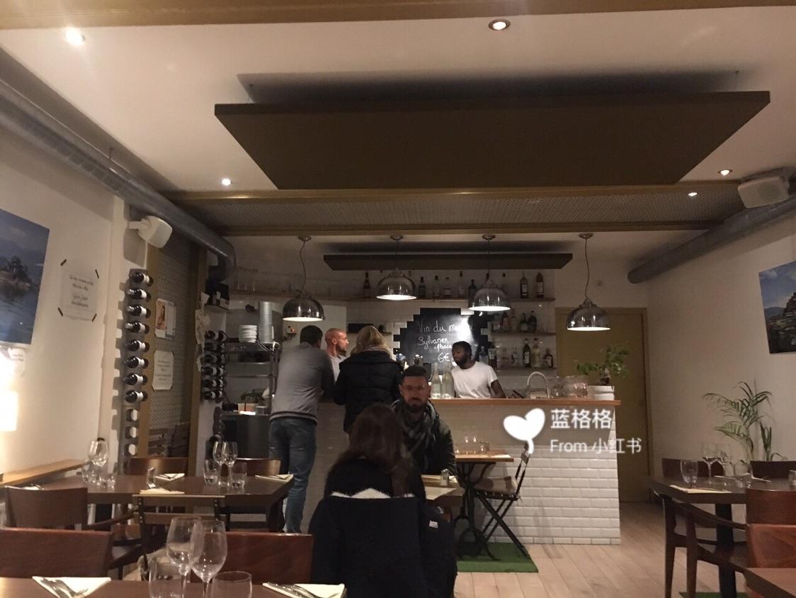 【巴黎探店#14】热闹菜品美如画的Strobi