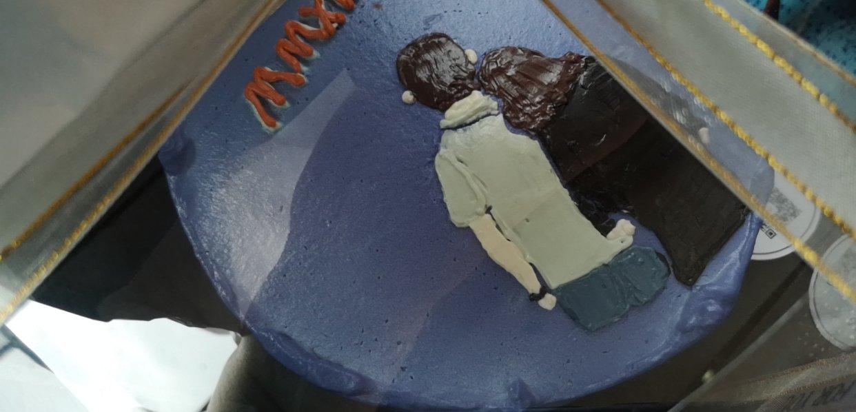 定制蛋糕翻车记录