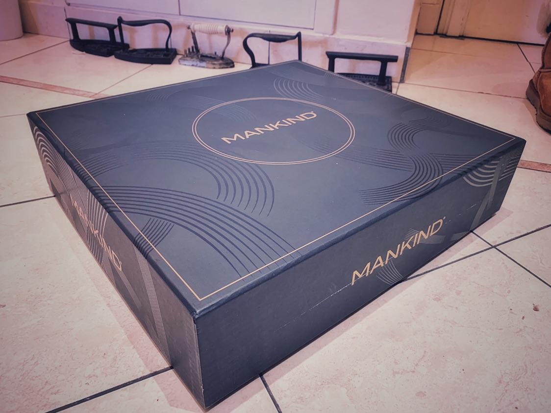 Mankind 2019聖誕禮盒