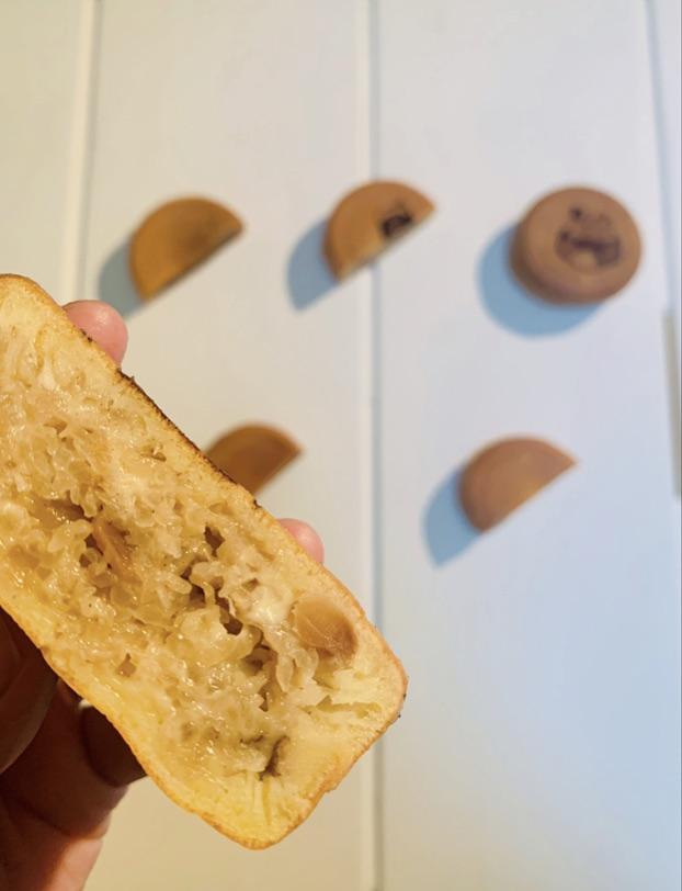 巴黎美食 4区 铜锣烧的弟弟·车轮饼