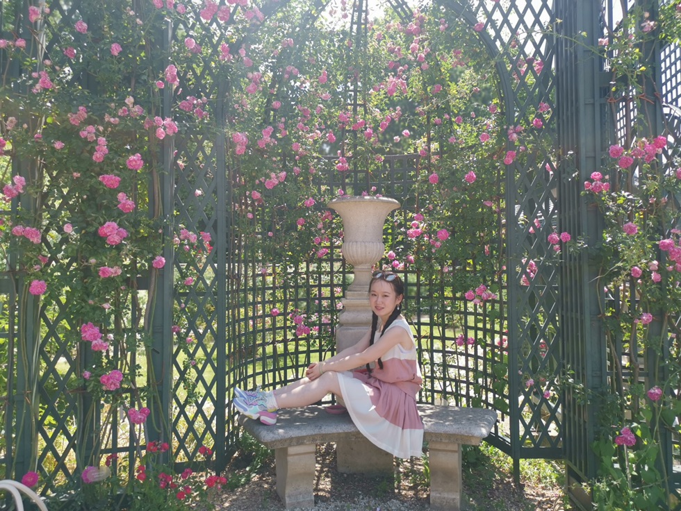 玫瑰园和@丫达看花海啦