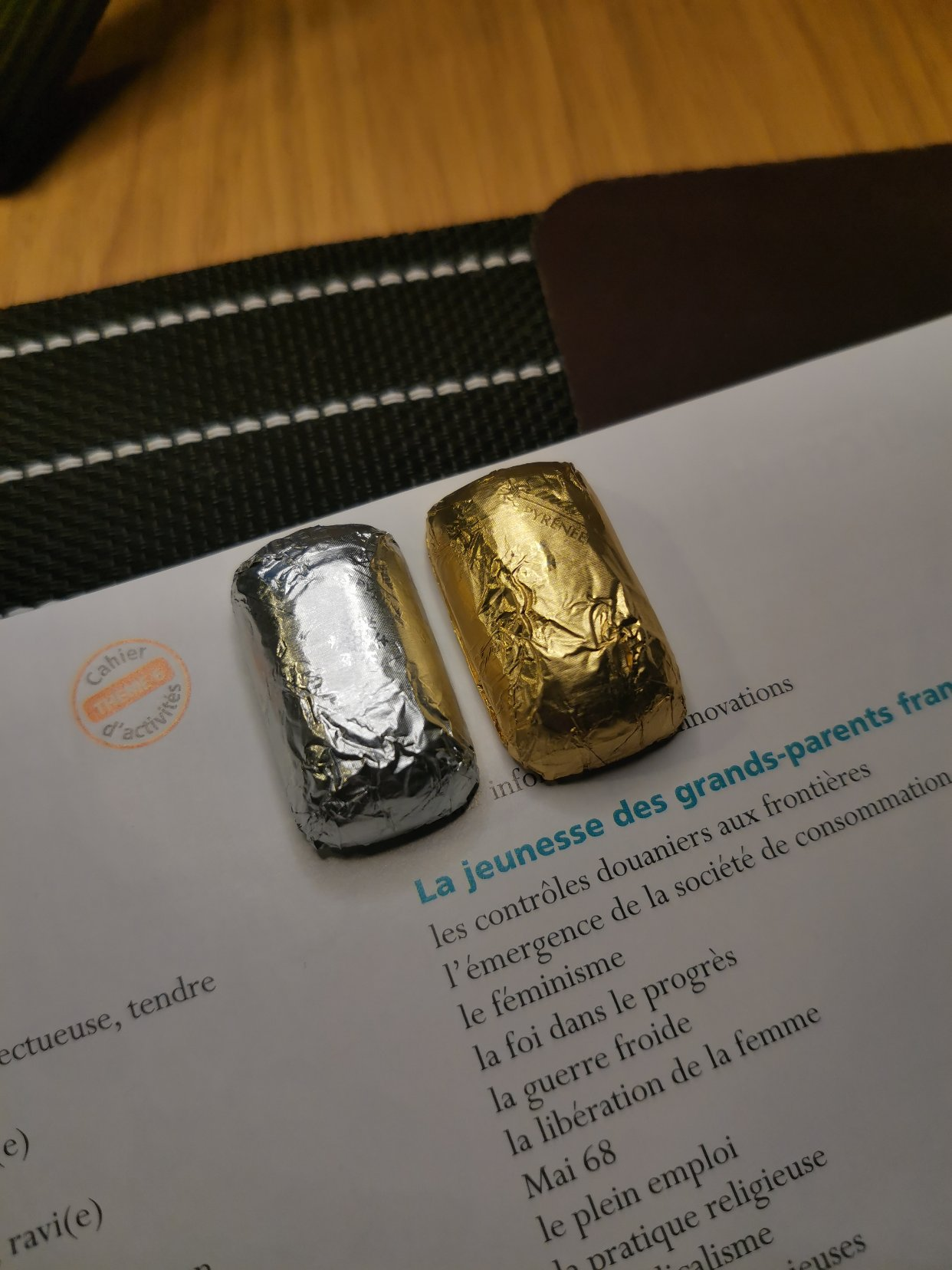 巴黎|瑞士莲网红巧克力测评|这次没有翻车!