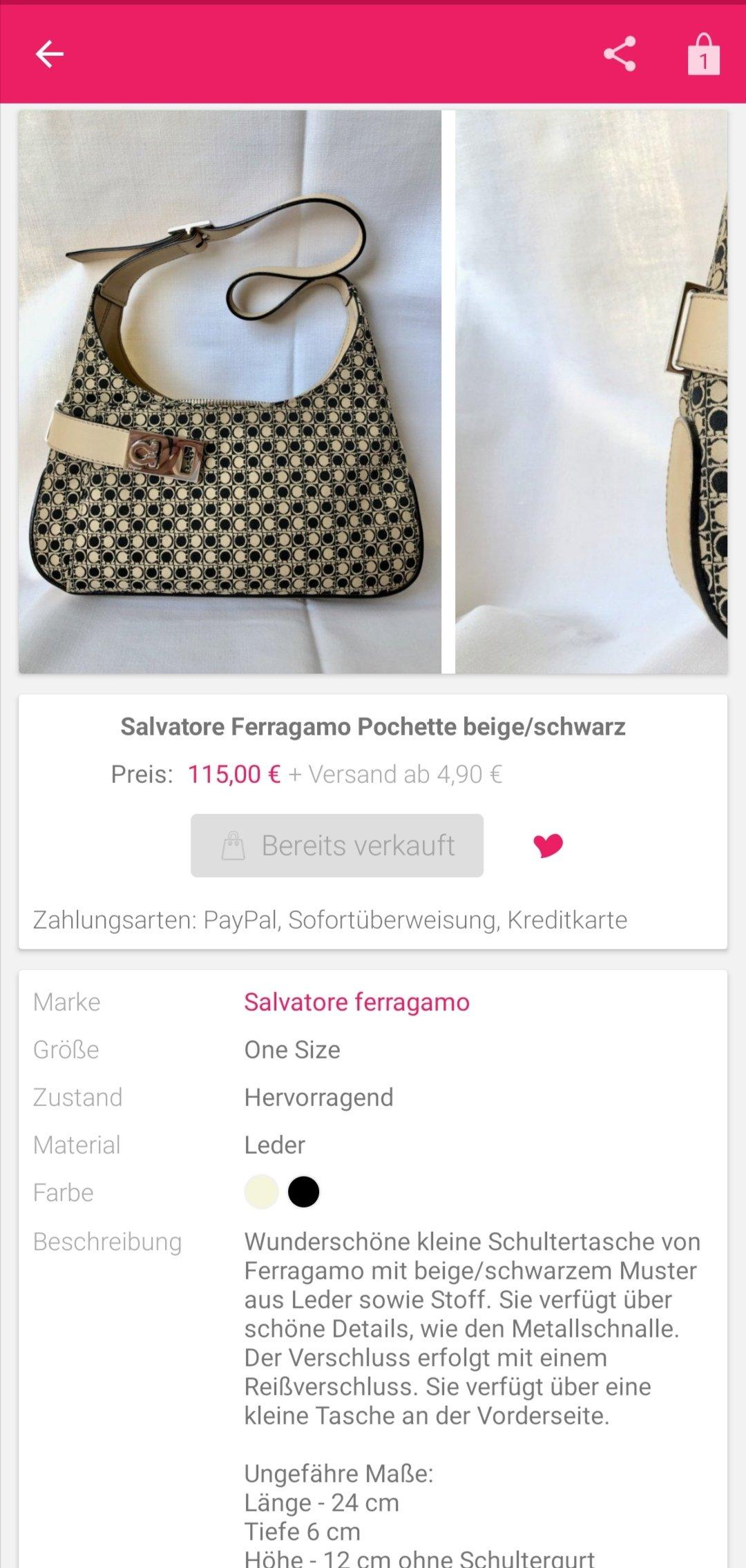 推荐欧洲二手市场App — Mädchenflohmarkt