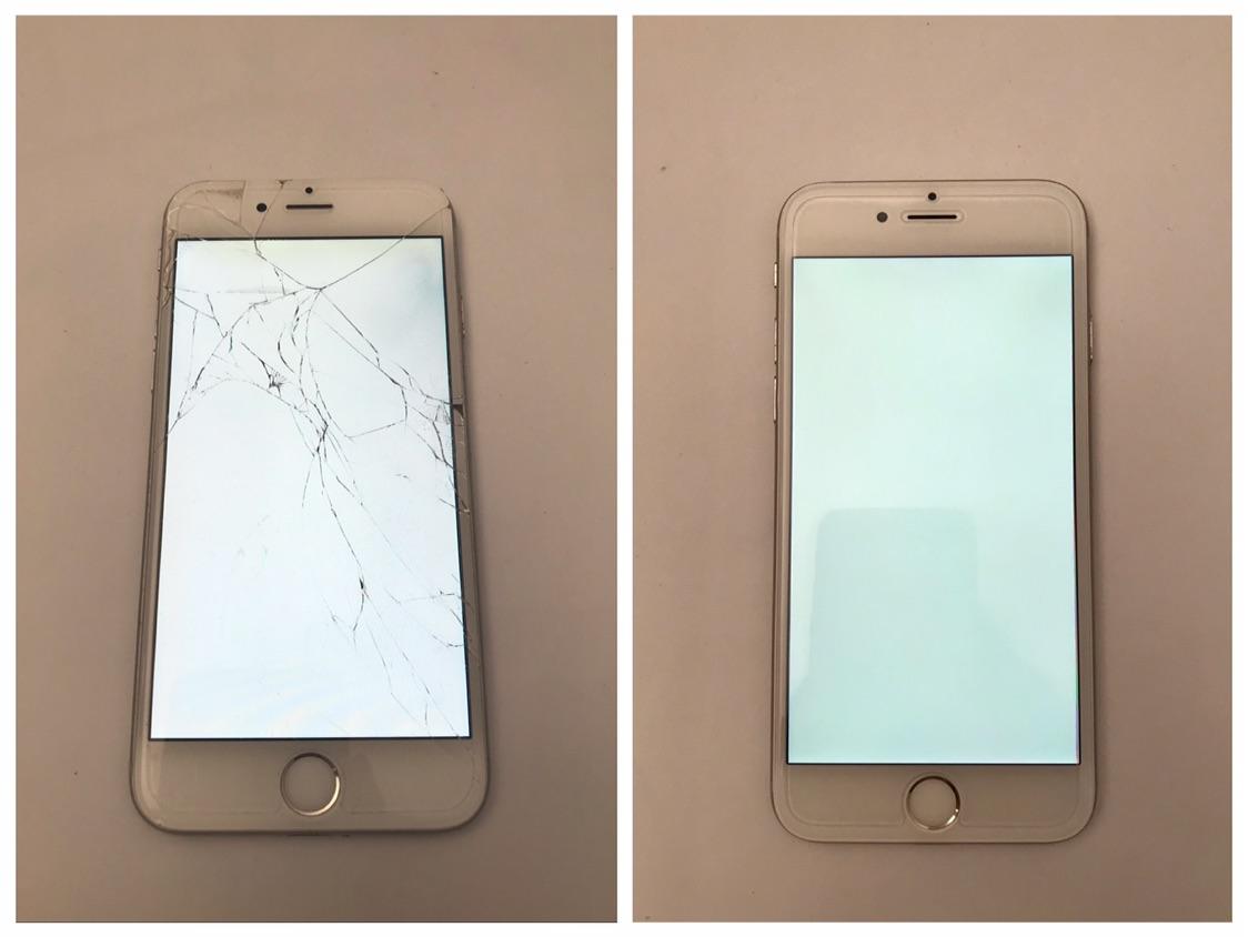 飘了飘了今天飘了,父亲节送老公一个被儿子摔坏后的新手机屏幕