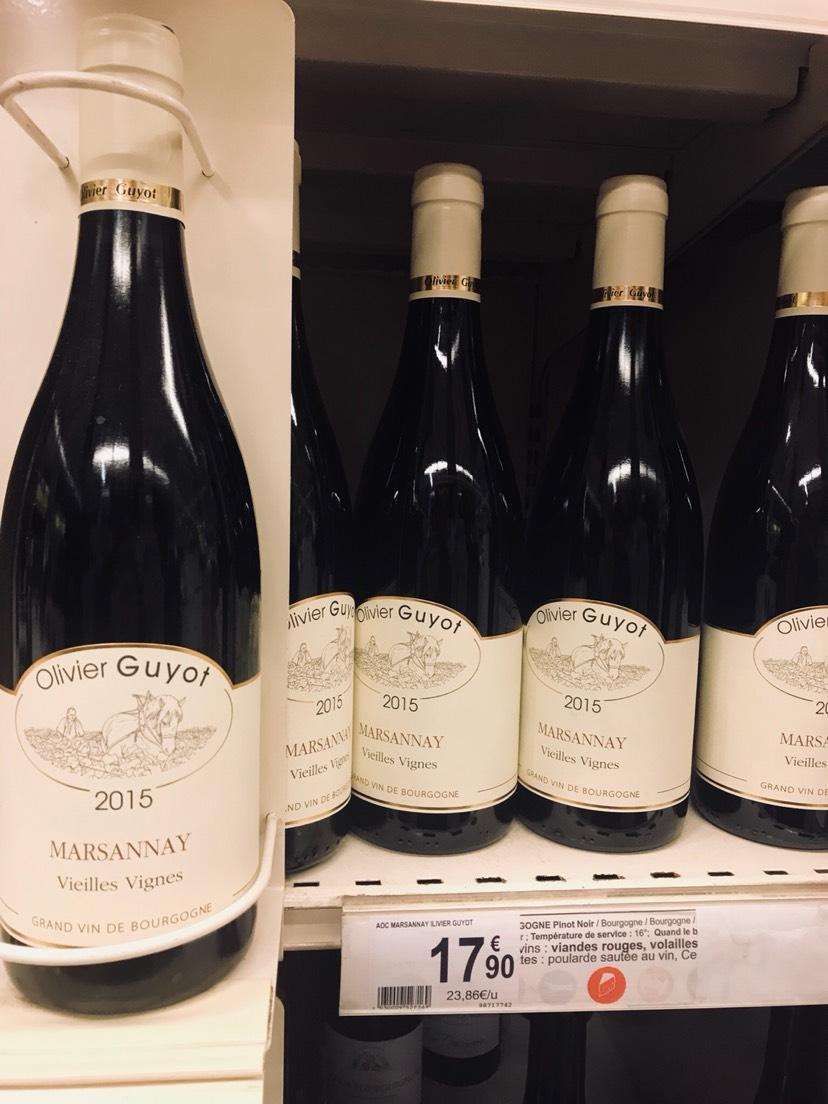 Auchan超市的葡萄酒推荐,圣诞喝起来🥂