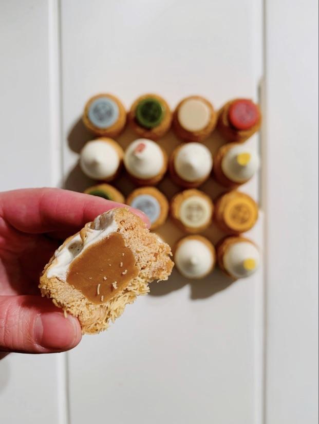 巴黎美食 4区黎凡特鸟巢创意小甜点