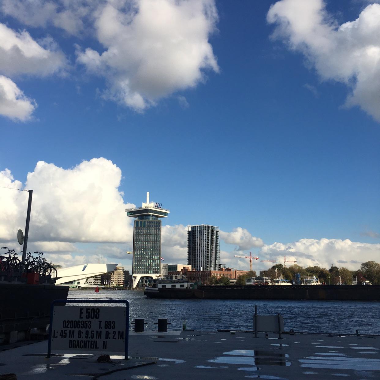 荷兰—泛若不系之舟