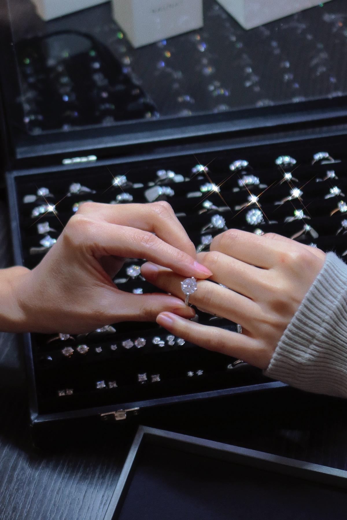 欧洲小众珠宝🇫🇷法国人的求婚钻戒长啥样💍