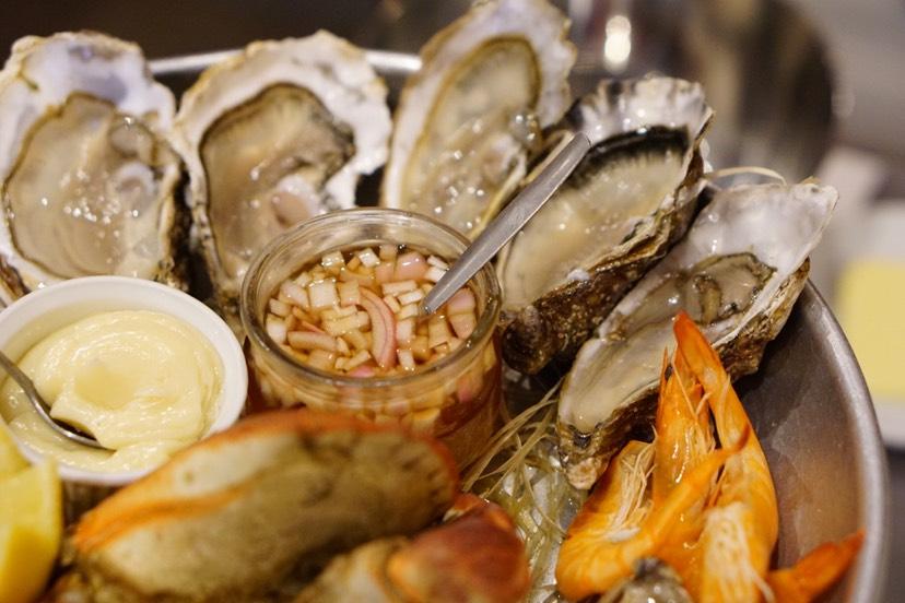 强烈推荐海边诺曼底小城dieppe+绝不踩雷的当地餐厅!