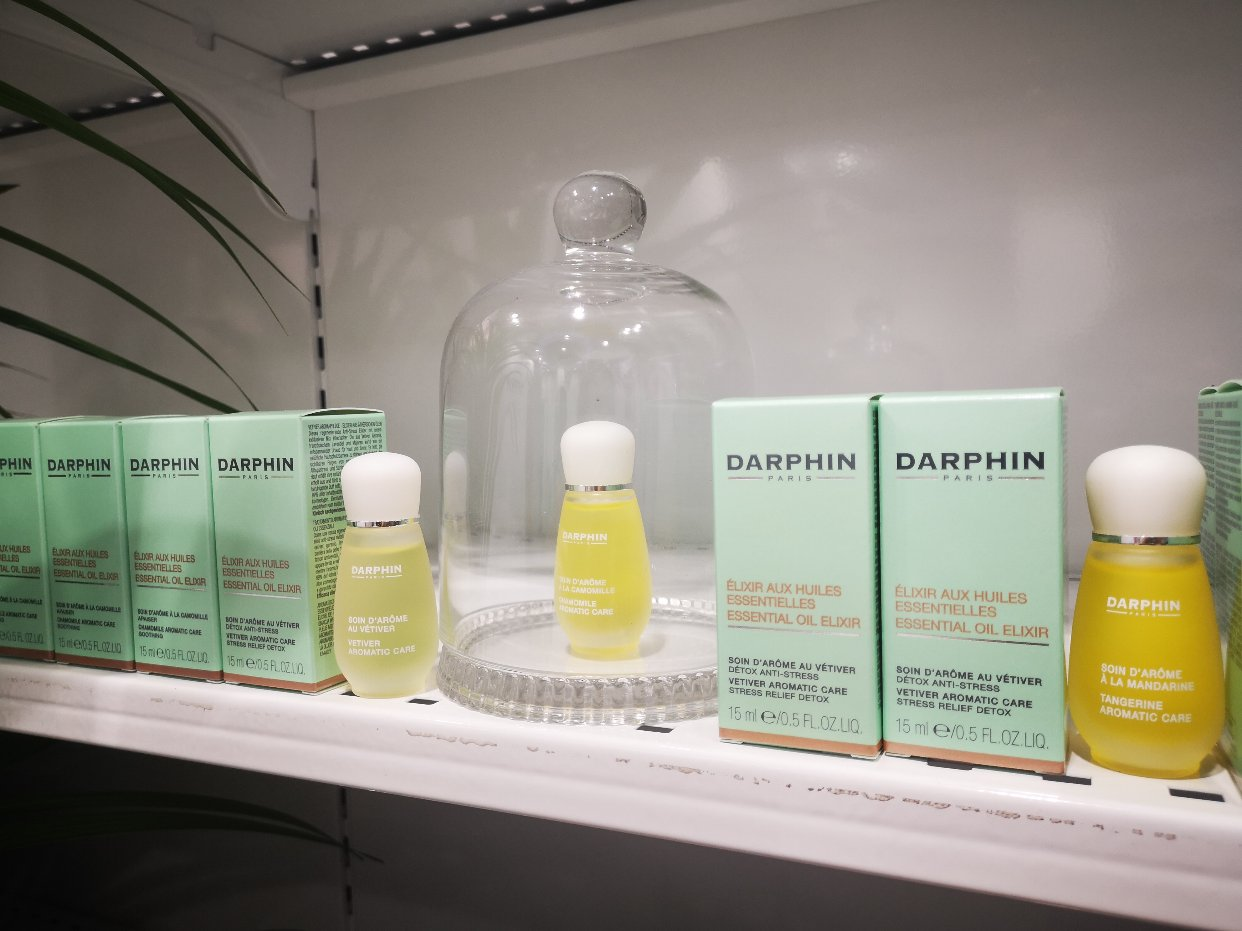 种草精油护肤起家的Darphin