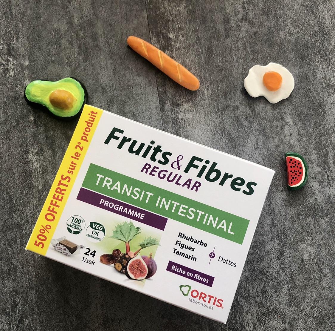 Ortis的Fruiets&Fibres测评