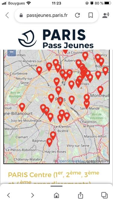 巴黎的26岁以下的朋友来薅羊毛呀!