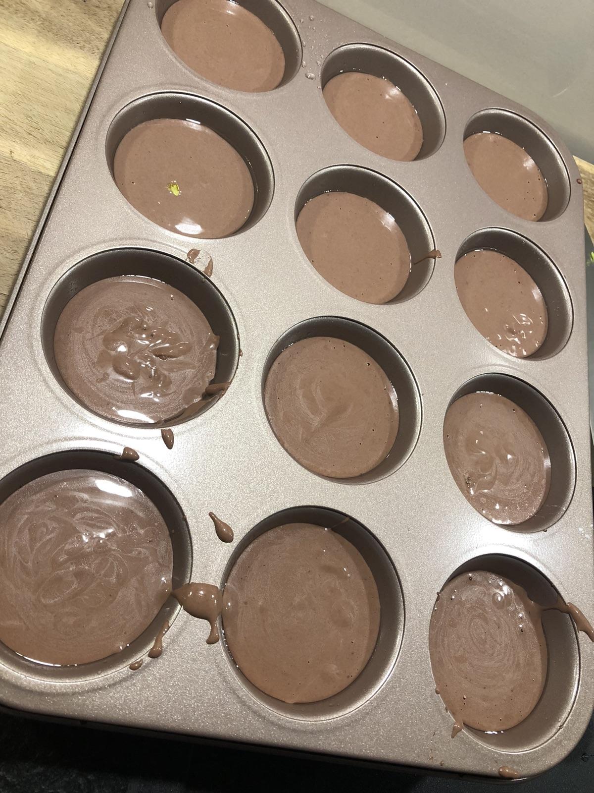 巧克力糯米糕