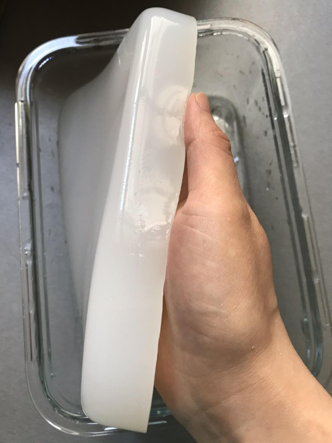 自制夏日凉粉