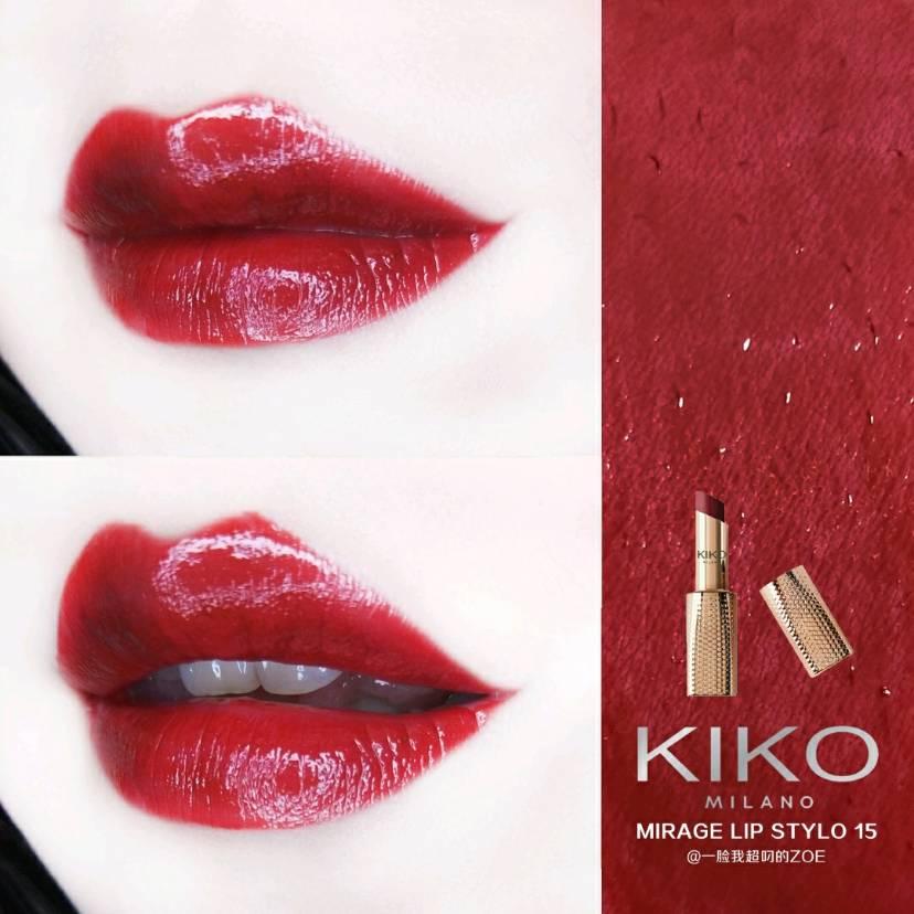 KIKO限定史上最棒的系列Mirage太空系列 不接受反驳