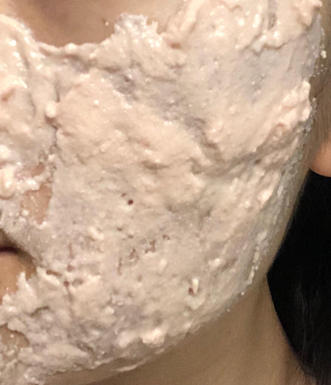 敷个奥伦纳素的冰白面膜,做个精致的猪猪女孩
