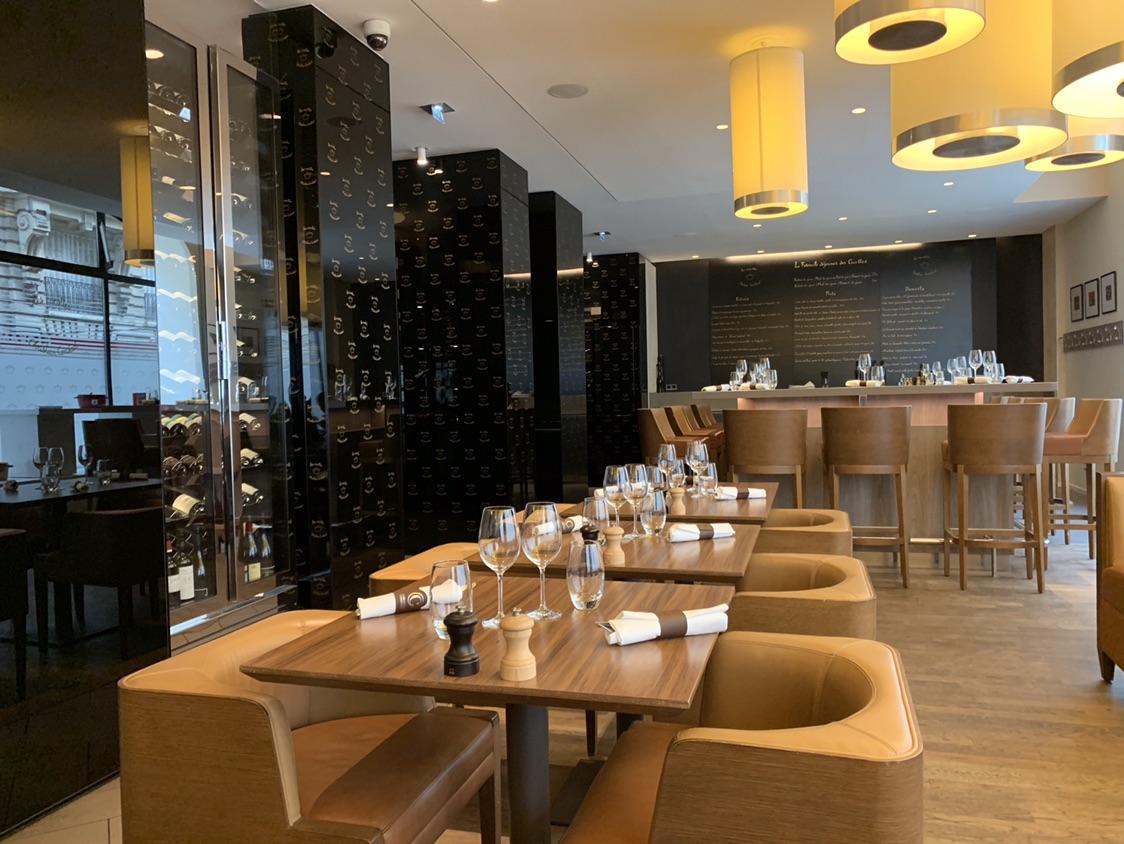 【巴黎探店#12】Sofitel酒店和他的著名食堂
