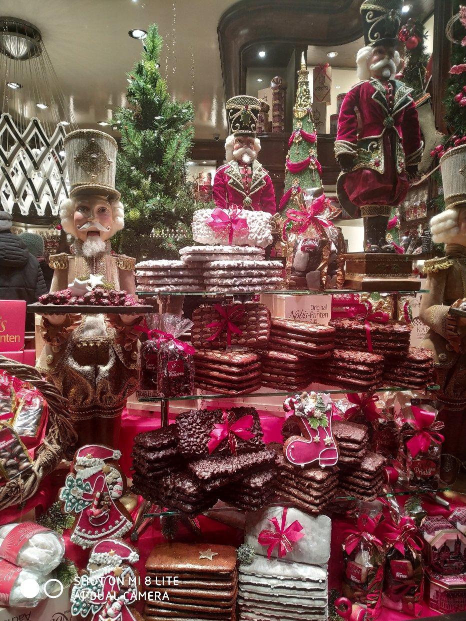 Aachen亚琛 圣诞集市🎅