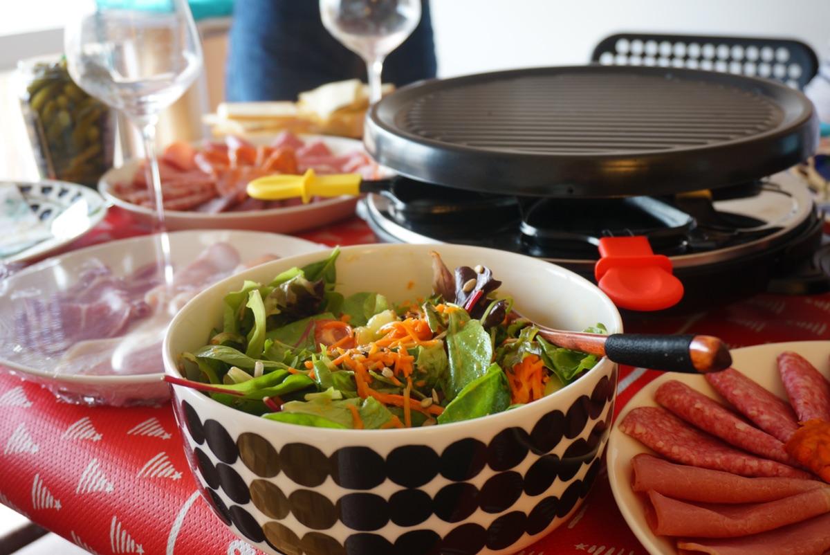 过冬一定要吃上一次Raclette