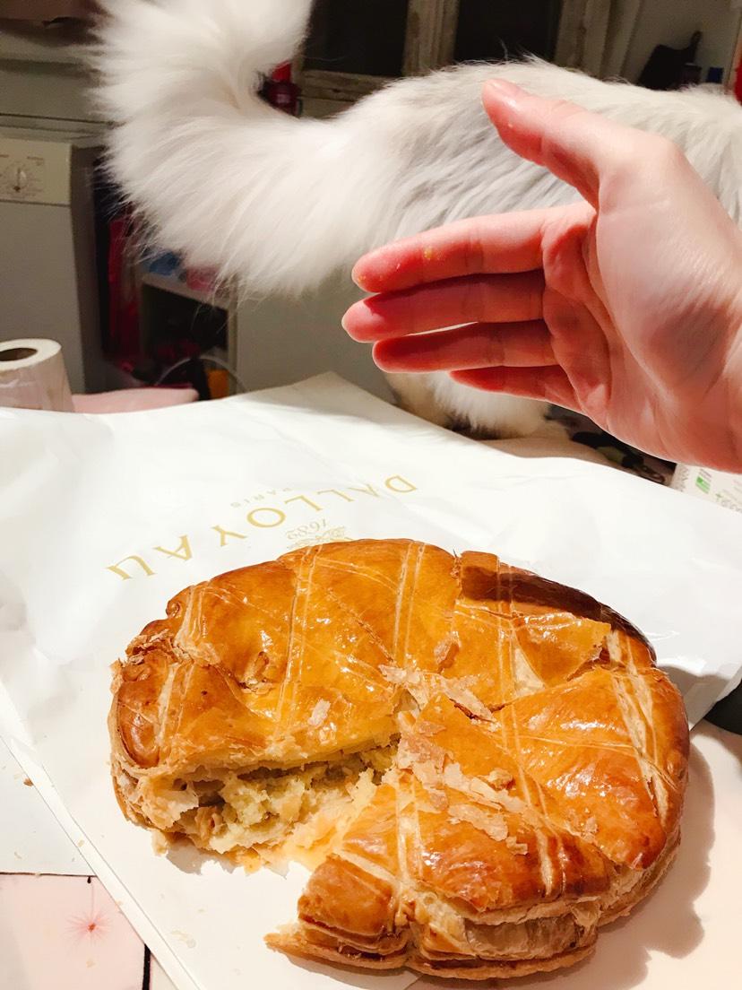五步从国王饼中获得Gemmyo猫戒指