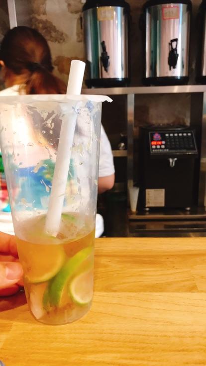 银耳莲子露VS陈皮红豆蜜VS青柠绿茶❤️