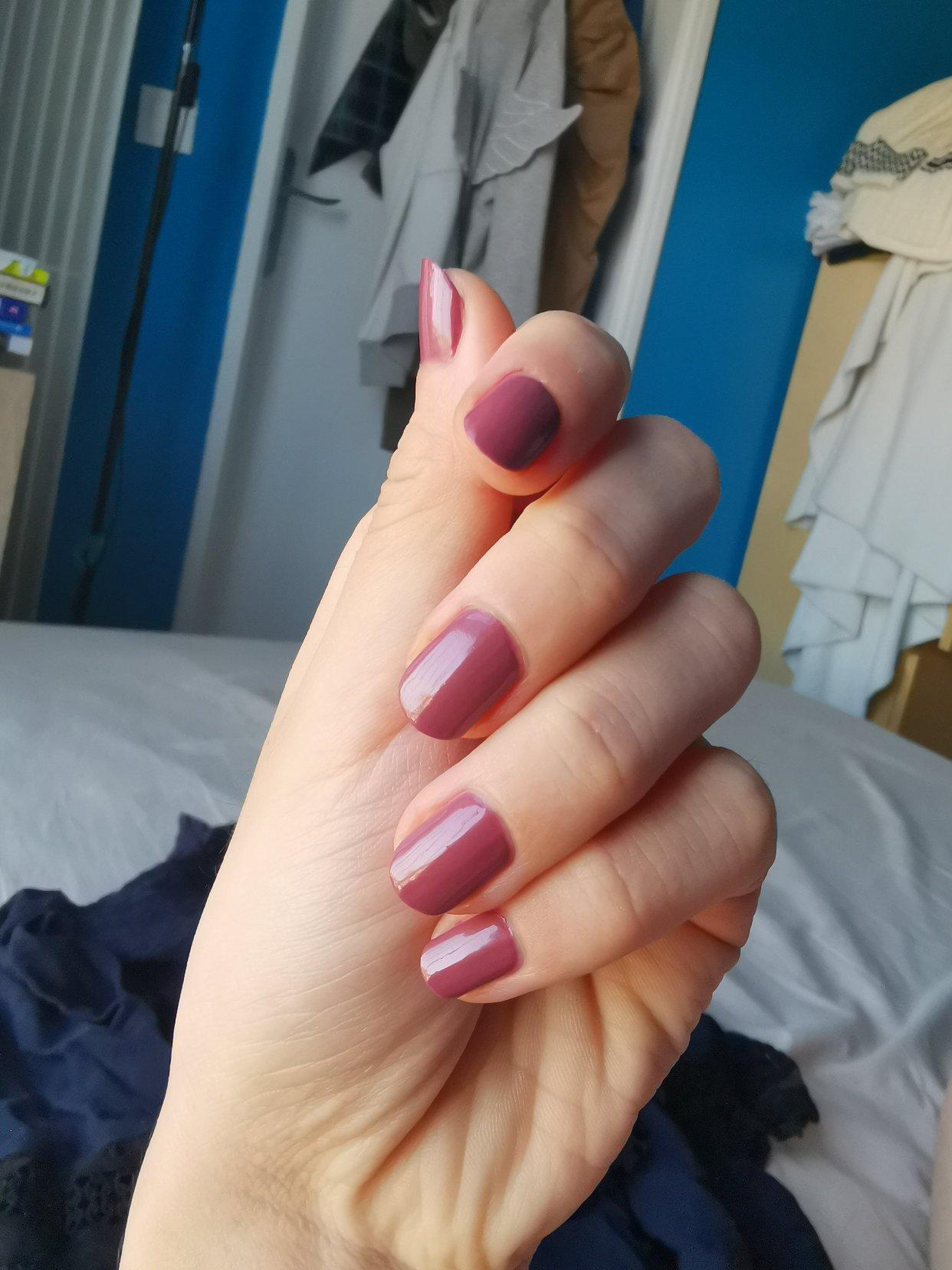DAY1宅家护肤变美之养指甲~最后一张秃指甲不愿承认是我