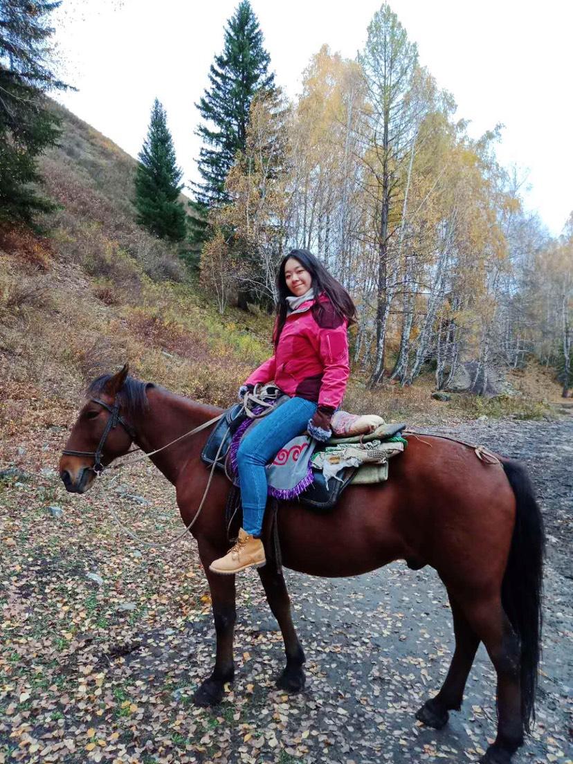 与马为友,不在控制,在于释放