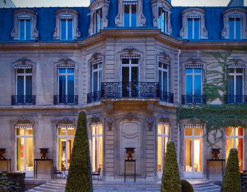 【巴黎探店#16】Apicius1⃣️🌟的大隐隐于市