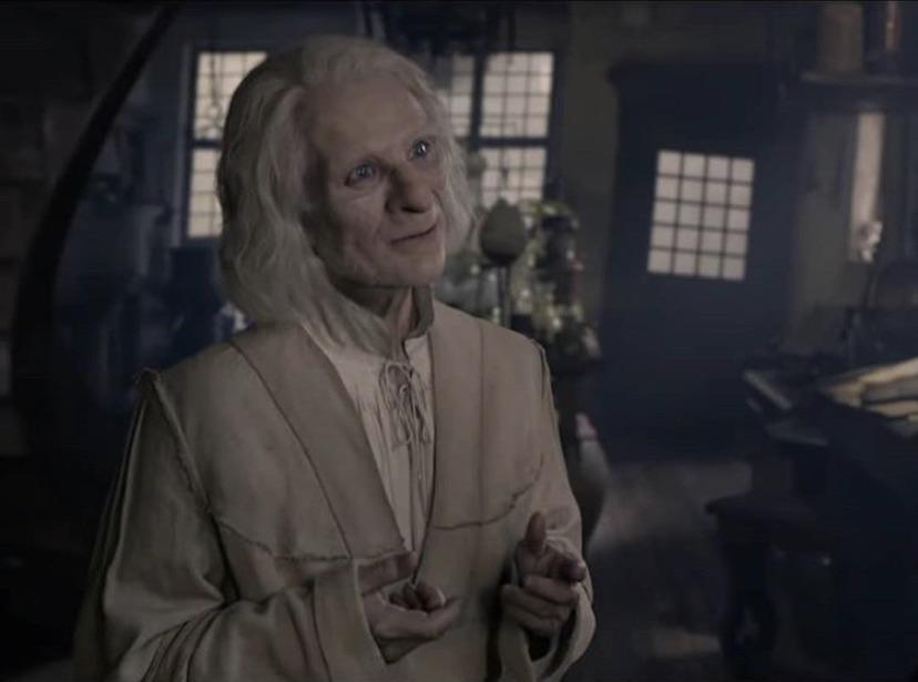 哈利波特迷必来Auberge Nicolas Flamel