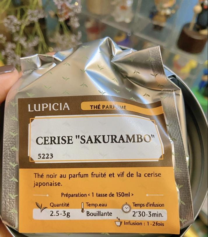 #巴黎生活 巴黎能买超棒的白桃乌龙茶🍵 啦