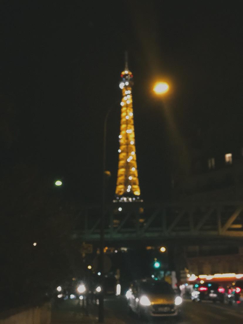中秋节你们咋过的?🌛巴黎学联塞纳河上中秋夜