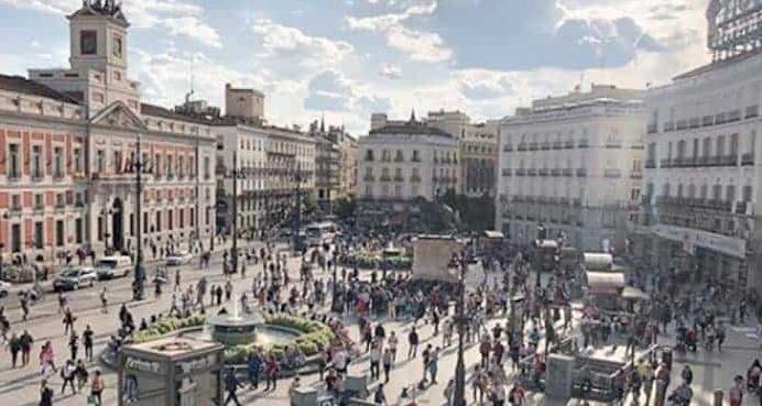 我的第二故乡—-西班牙·马德里