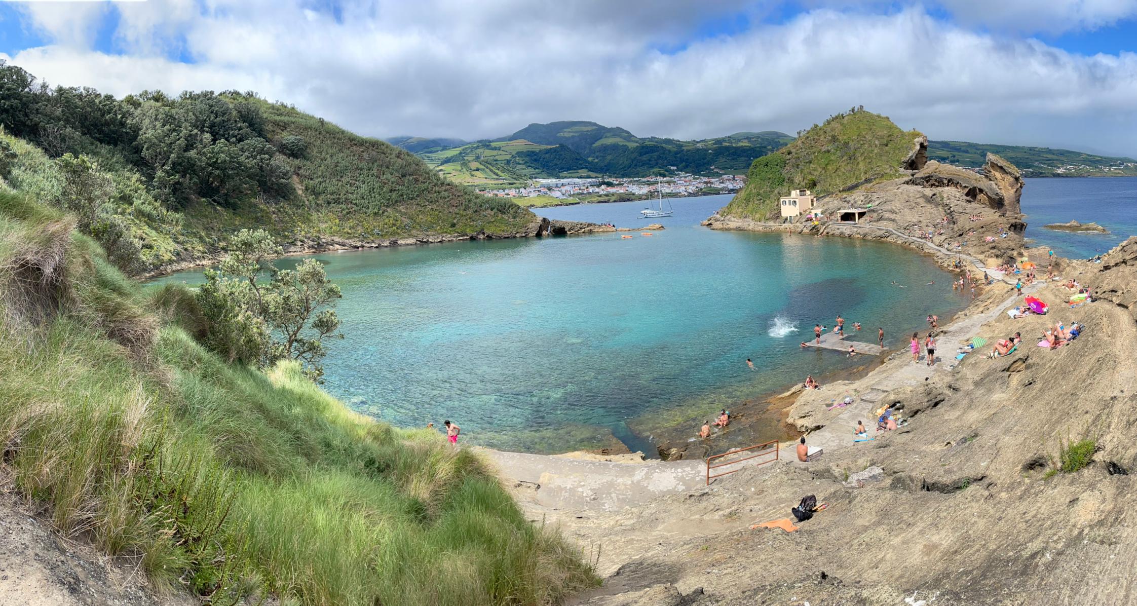安利旅游地 — 葡属群岛 Azores