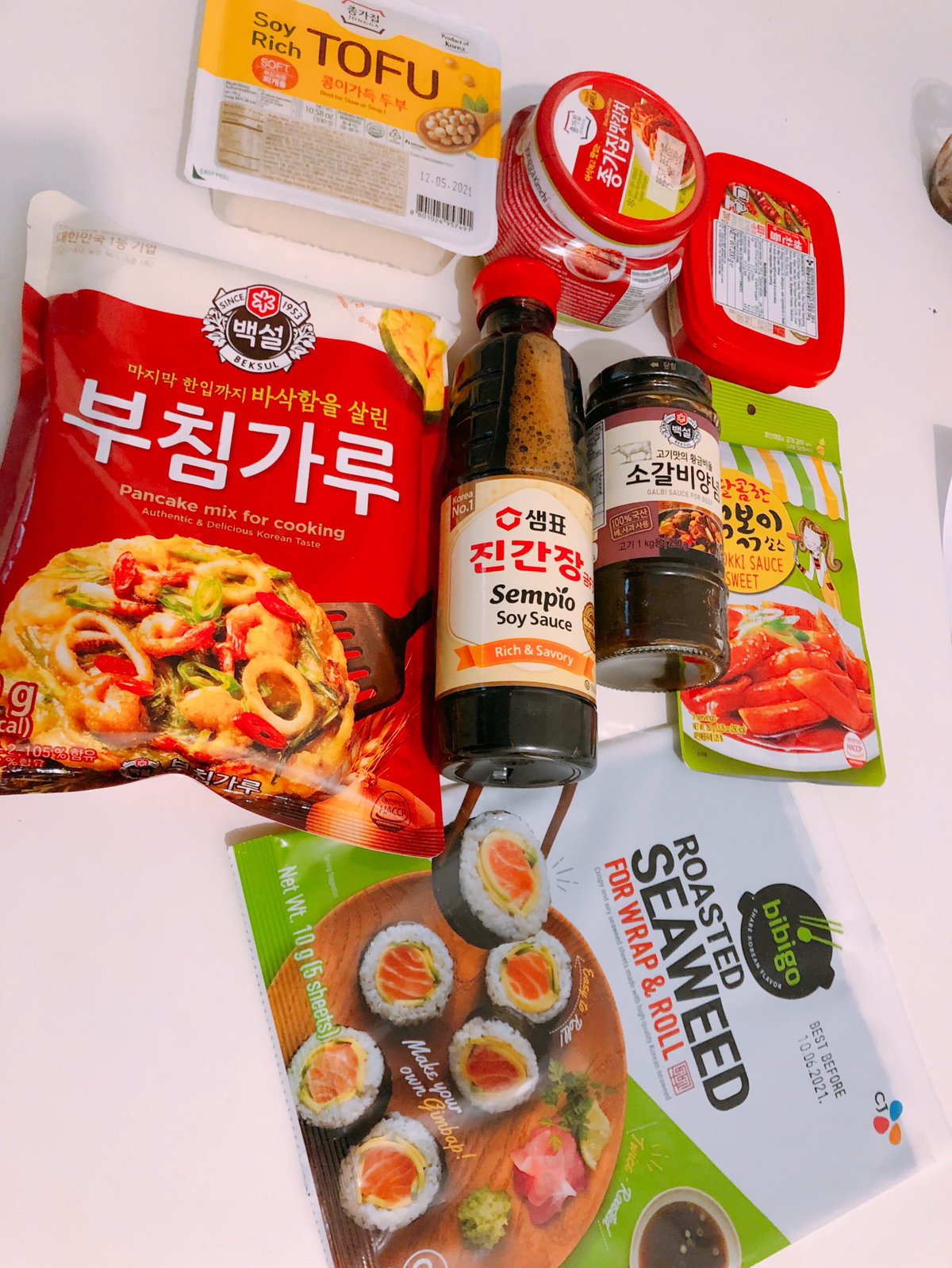 🌸🌸🌸懒宝宝福音:五分钟就能搞定的韩式美味🌸🌸🌸