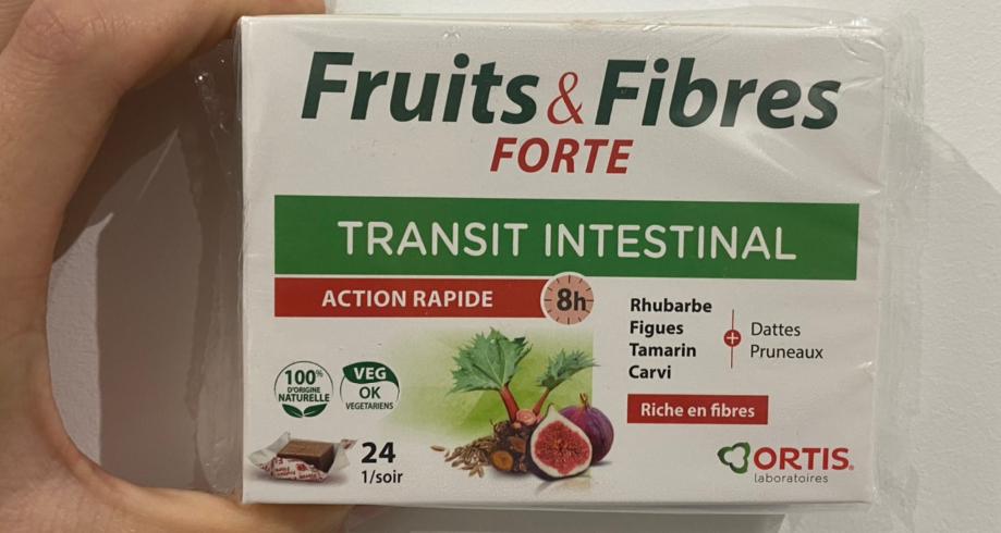 Ortis Fruits & Fibres 测评