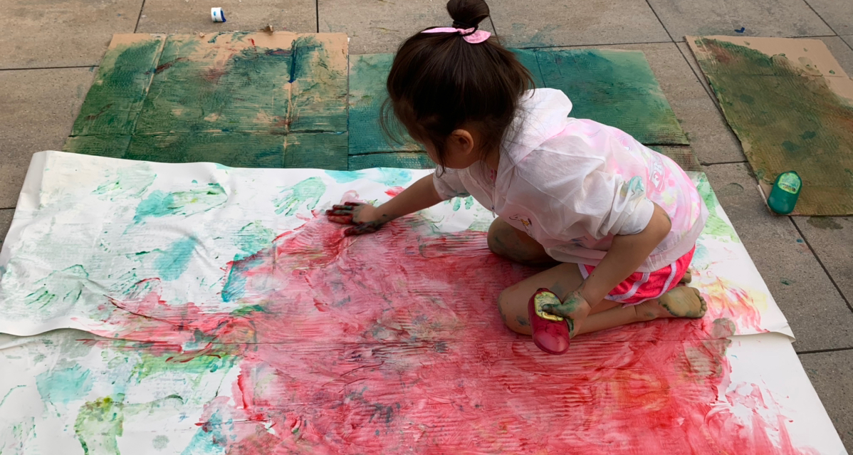 🎨每一个小孩都是艺术大师