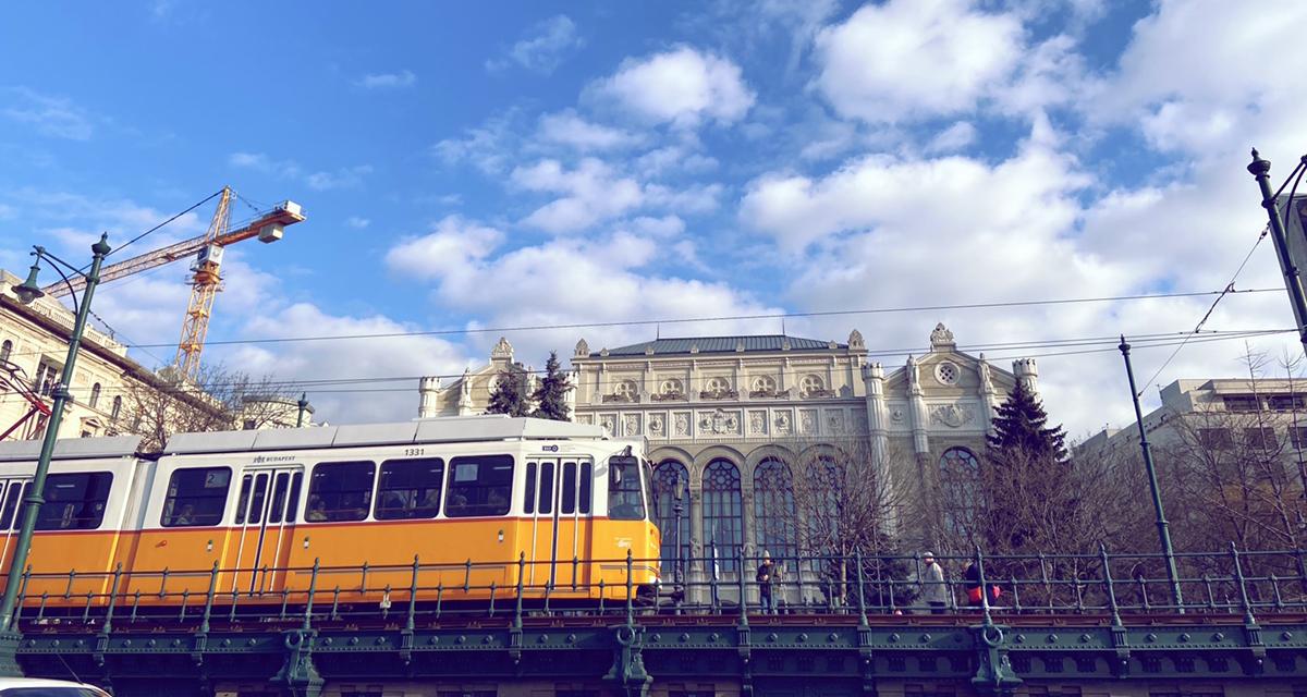 布达佩斯——双城记