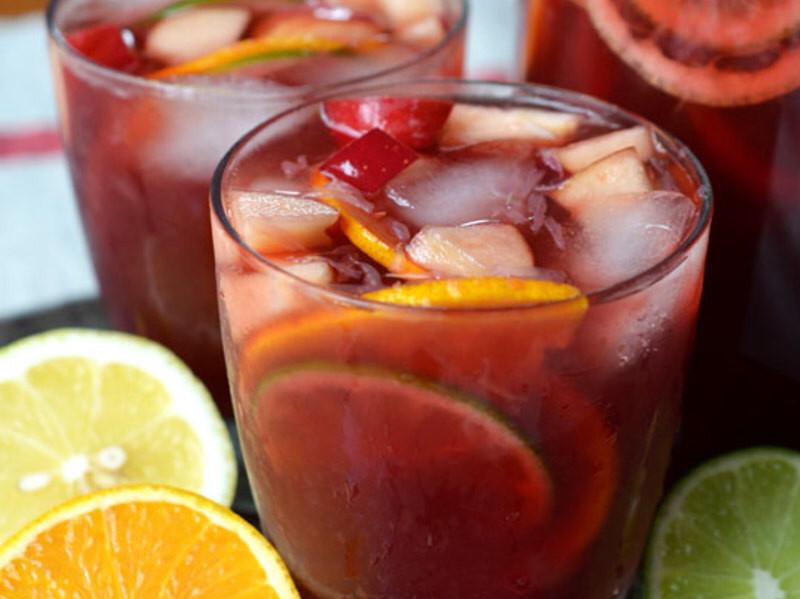 夏末狂欢最爱的水果酒Sangria🍻