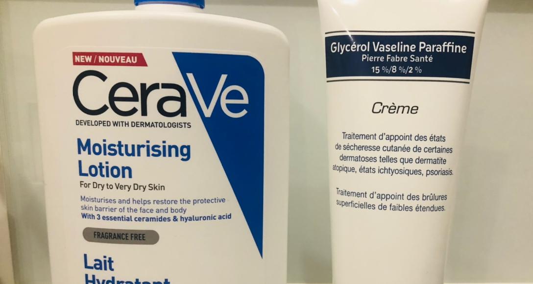 干皮,皮肤干痒产品推荐+私人吐槽