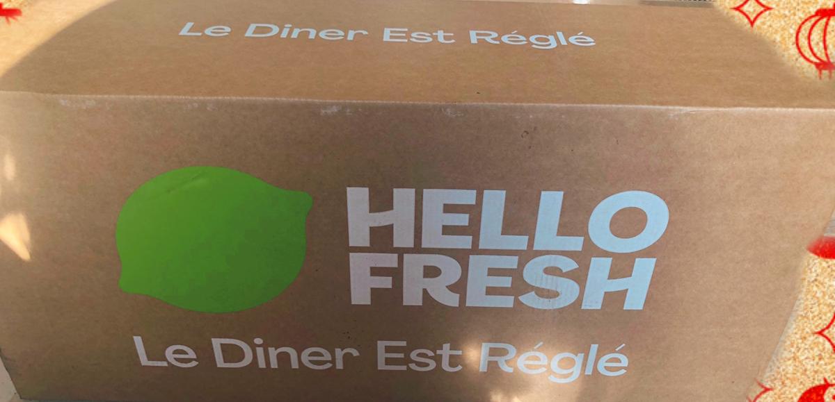 新鲜&便捷HelloFresh菜谱体验