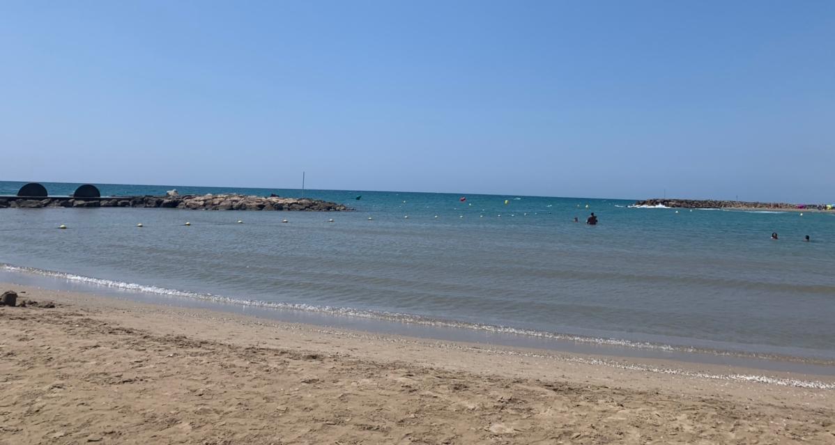 西班牙小众海滩