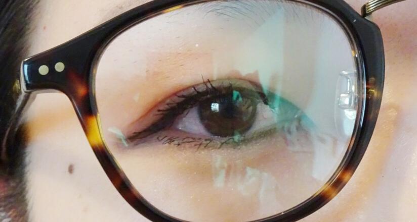 超心机伪素颜妆— 给眼镜妹妹们的特别福利妆容